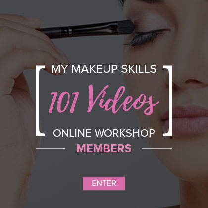 My Makeup 101 Workshop course image